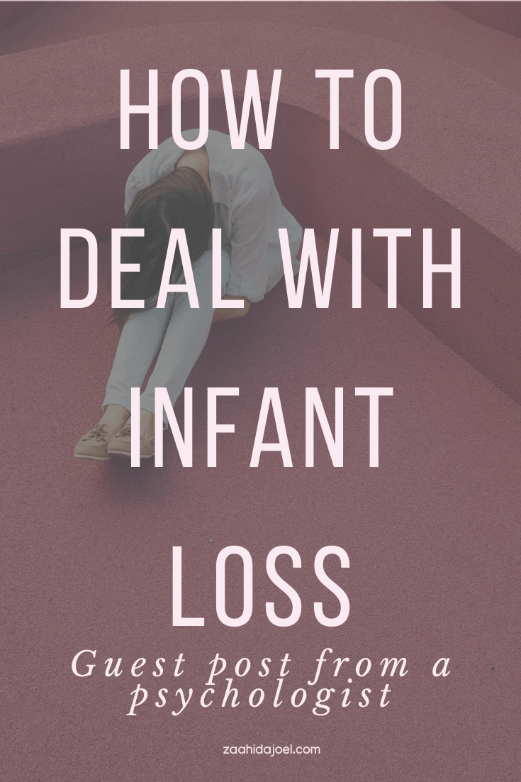 how to deal with infant loss