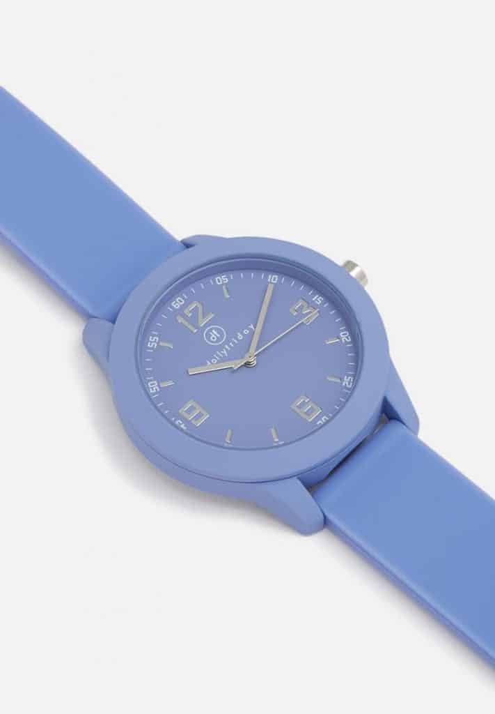Superbalist womens sports watch in powder blue