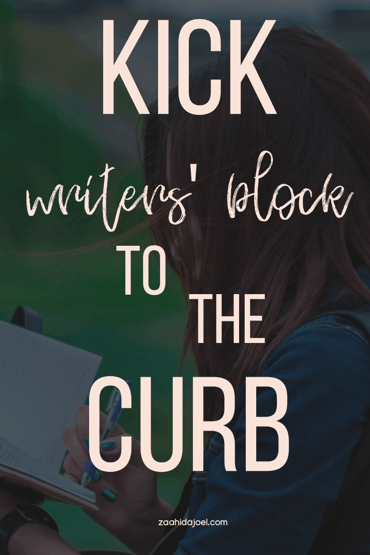 Tips to beat writers block